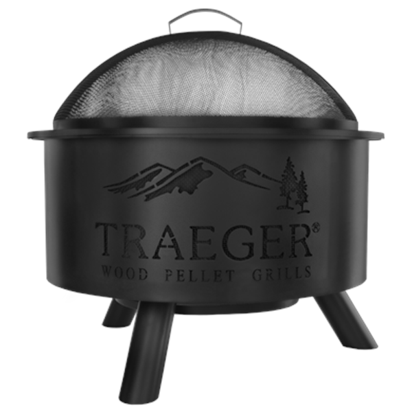 Traeger Outdoor Firepit Image 1
