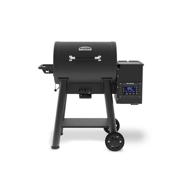 Broil King Crown 400 Pellet Grill Image 1