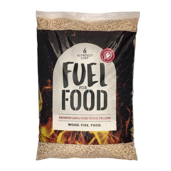 Alfresco Chef Apple Wood Pellets Image 1