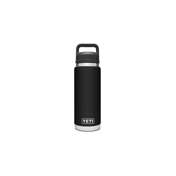 Yeti Rambler 26oz Bottle - Black Image 1