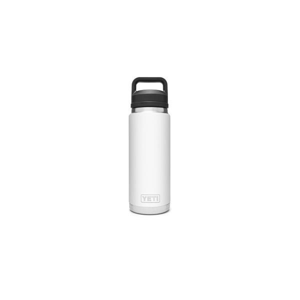 Yeti Rambler 26oz Bottle - White Image 1