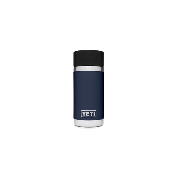 Yeti Rambler 12oz Bottle - Navy Image 1