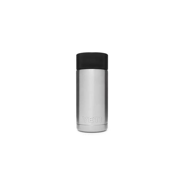 Yeti Rambler 12oz Bottle - Stainless Steel Image 1