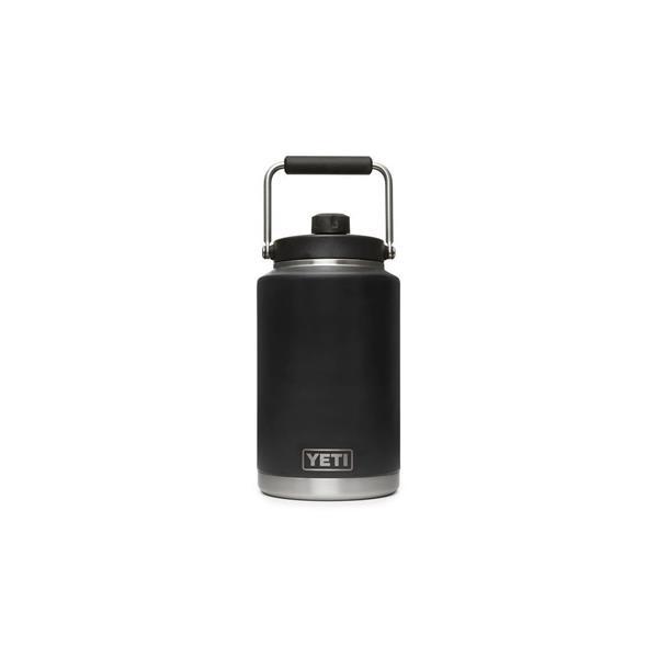 Yeti Rambler One Gallon Jug - Black Image 1