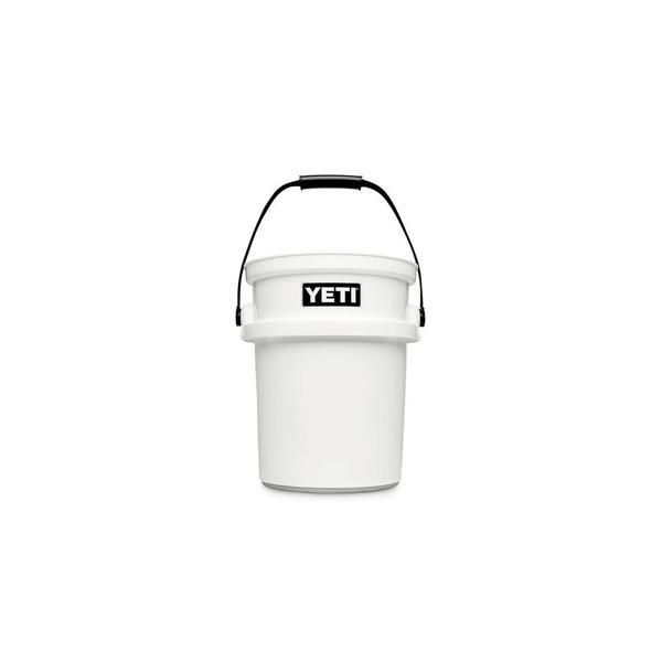 Yeti Loadout Bucket - White Image 1