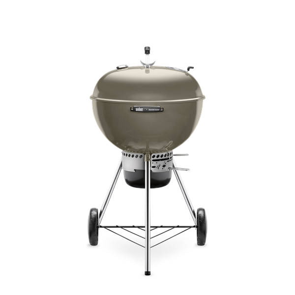 Weber Master-Touch Smoke Grey E-5750 Charcoal Grill  Image 1