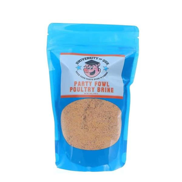University Of Que 'Party Fowl' Brine *RRP £25.00 Now £10.00* Image 1