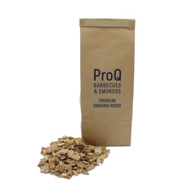 Pro Q Whisky Oak Smoking Wood Chips Image 1