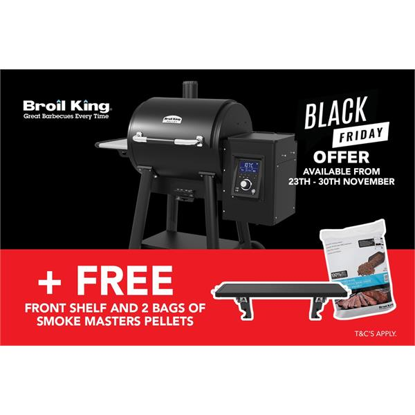 Broil King Regal 400 Pellet Grill Image 1