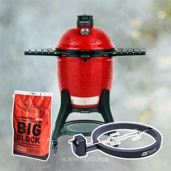 Kamado Joe Classic 3 Bundle RRP £2203 NOW £1899 Image 1