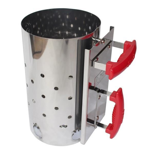 Pro Q Charcoal Chimney Starter Image 1