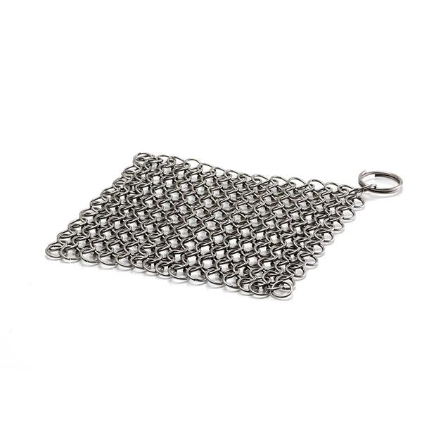 Petromax Chain Mail Cleaner for Cast (Large) Image 1