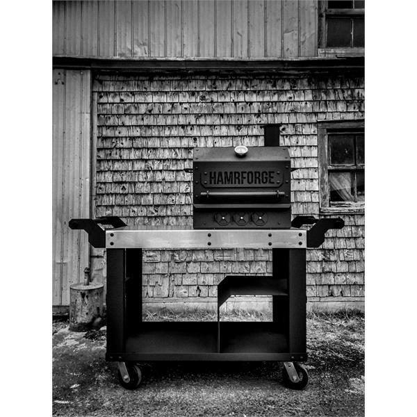Hamrforge Old Iron Sides Custom Cart Image 1