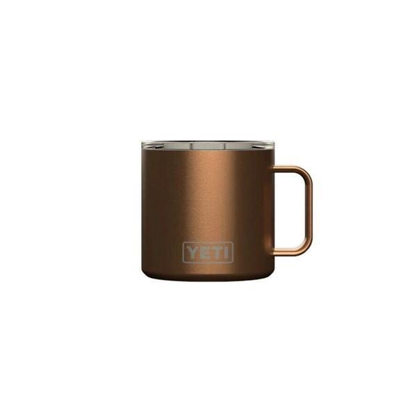 Yeti Rambler 14oz Mug - Copper Image 1