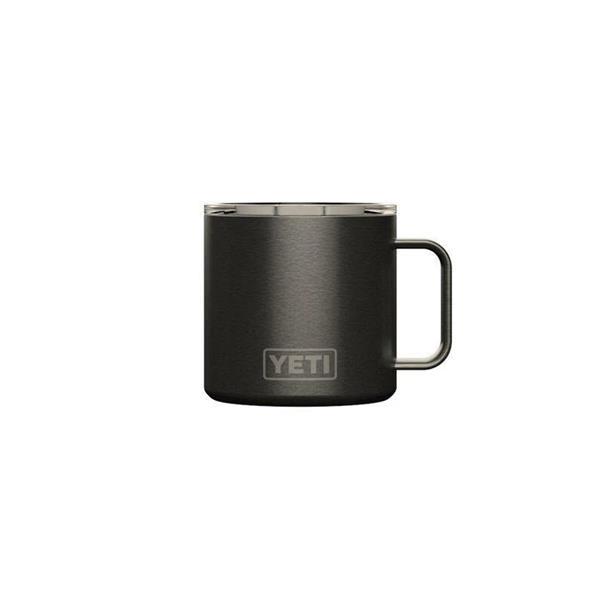 Yeti Rambler 14oz Mug - Graphite Image 1