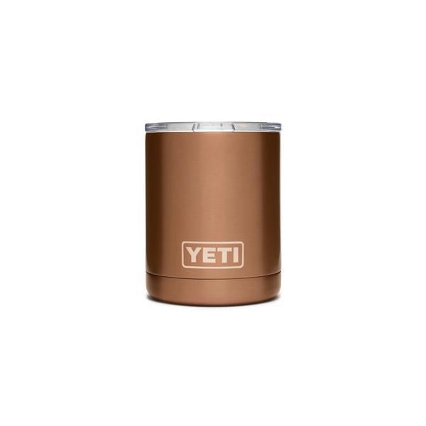 Yeti Rambler 10oz Lowball - Copper Image 1