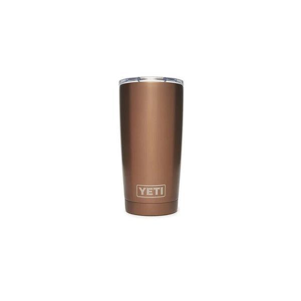 Yeti Rambler 20oz Tumbler - Copper Image 1