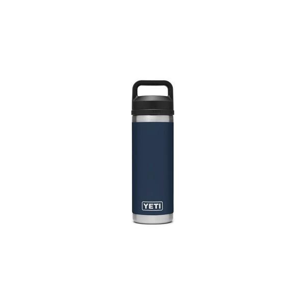 Yeti Rambler 18oz Bottle - Navy Image 1