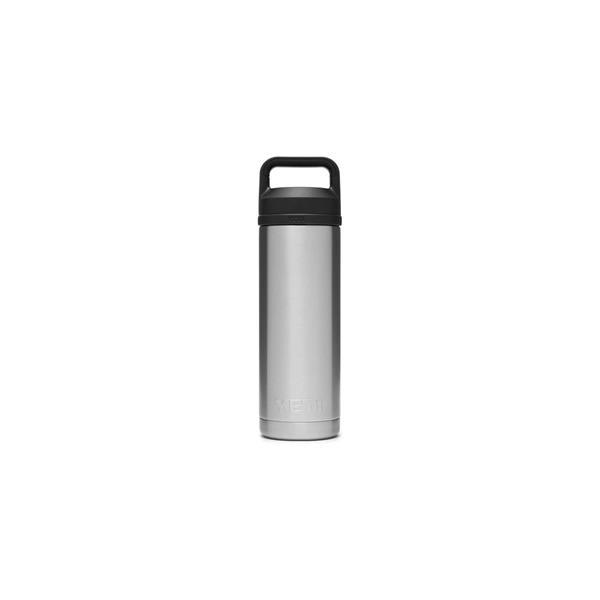 Yeti Rambler 18oz Bottle - Stainless Steel Image 1