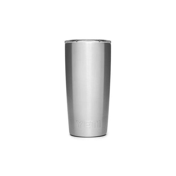 Yeti Rambler 10oz Tumbler - St/ Steel Image 1