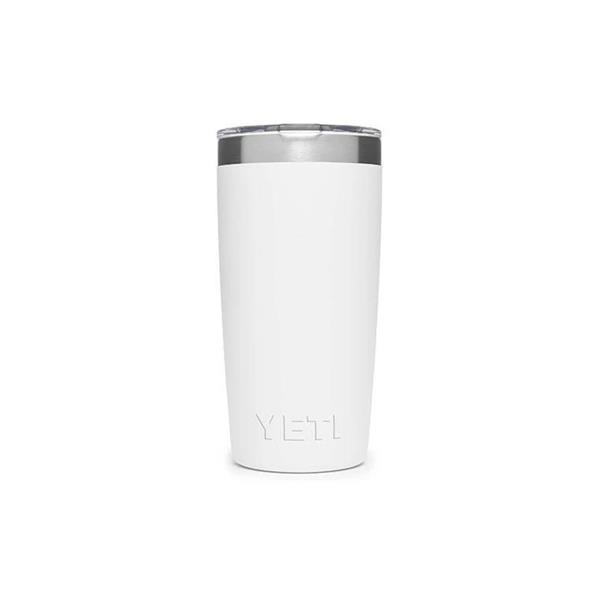 Yeti Rambler 10oz Tumbler - White Image 1