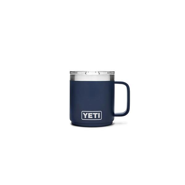 Yeti Rambler 10oz Mug - Navy Image 1