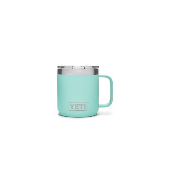 Yeti Rambler 10oz Mug - Seafoam Image 1