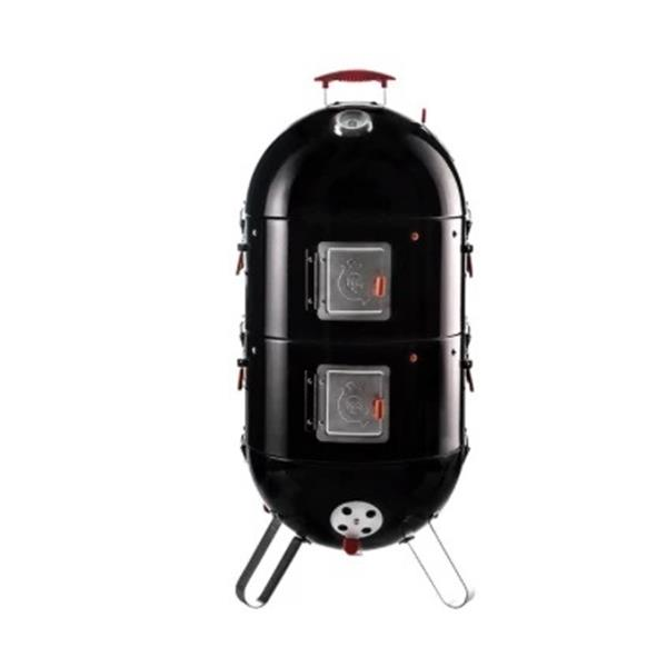 Pro Q Frontier Charcoal BBQ Smoker Image 1