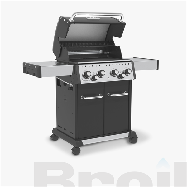 Broil King® Baron™ 490 Barbecue Image 1