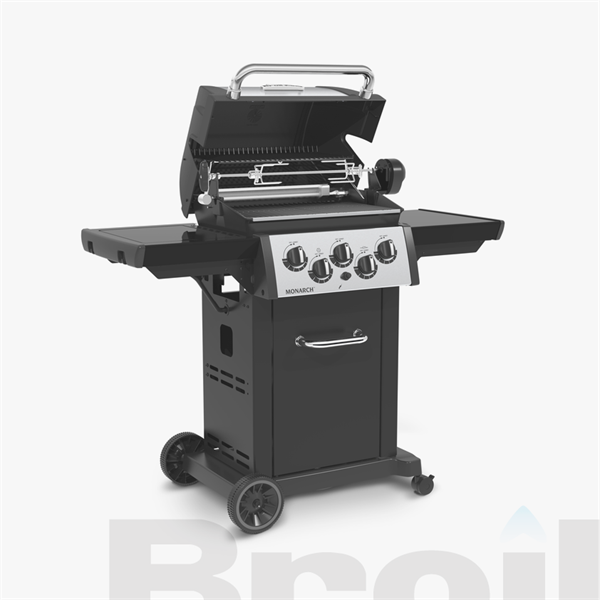 Broil King® Monarch™ 390 Barbecue Image 1