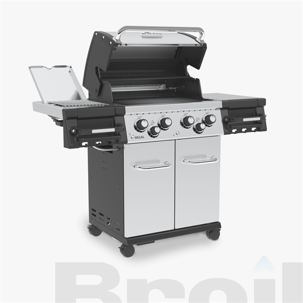 Broil King® Regal™ S 490 IR Gas Barbecue Image 1
