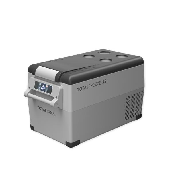 TotalCool TotalFreeze 35 Compressor Fridge Freezer Image 1