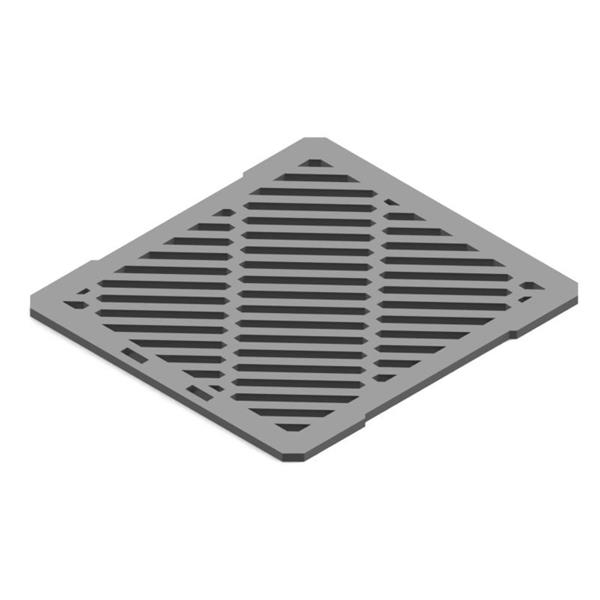 Hellrazr Yama Stainless Steel Grill Image 1