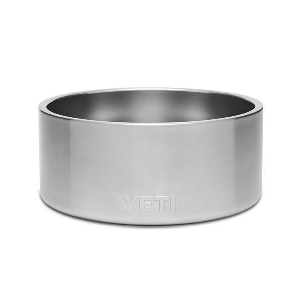 Yeti Boomer 8 Dog Bowl St/ Steel Image 1