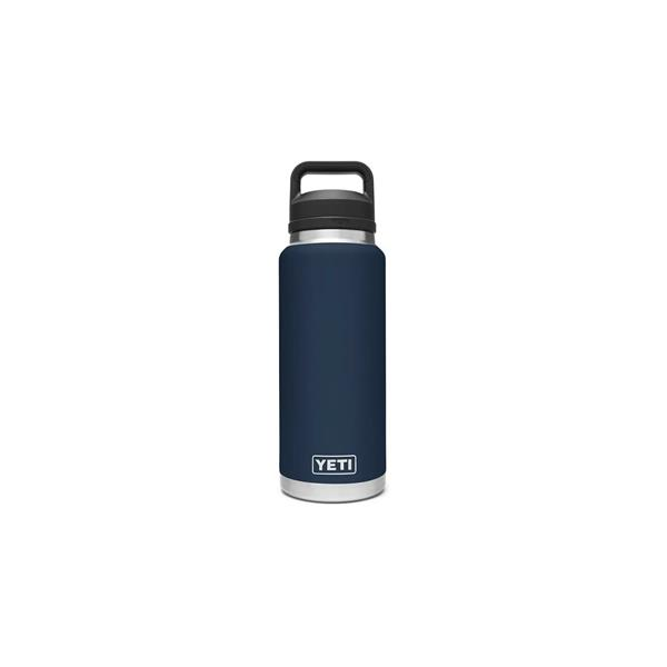 Yeti Rambler 36oz Bottle - Navy Image 1