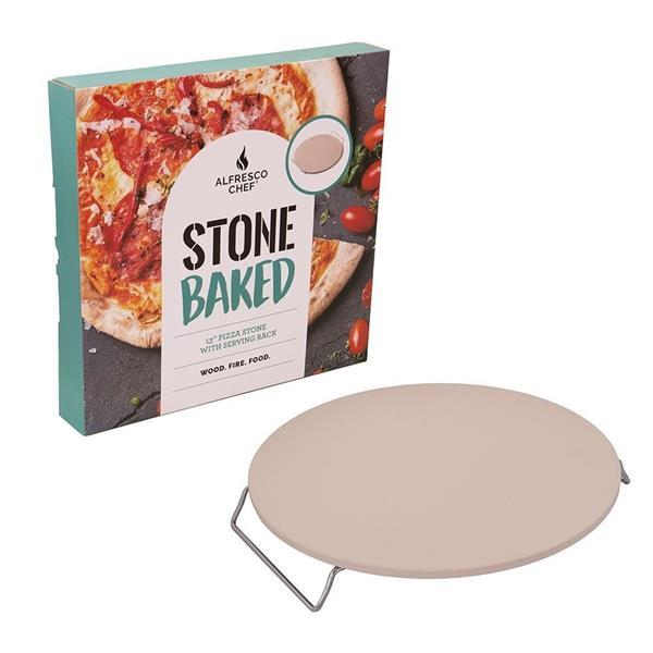 Alfresco Chef 13'' Pizza Stone Image 1