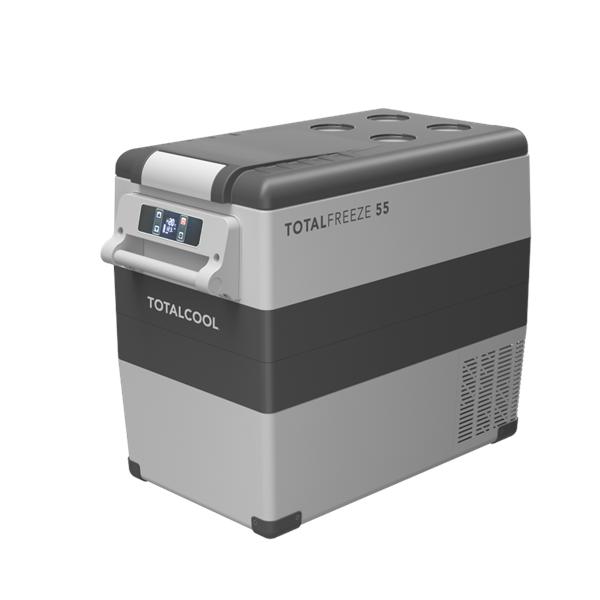 TotalCool TotalFreeze 55 Compressor Fridge Freezer Image 1