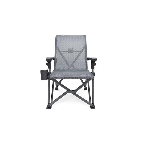 Yeti Trailhead Campchair Charcoal Image 1
