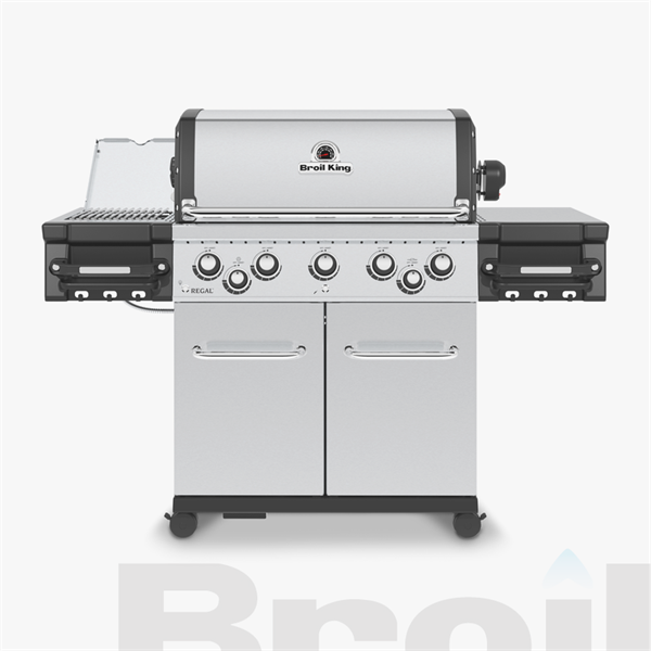 Broil King® Regal™ S590 IR Gas Barbecue Image 1