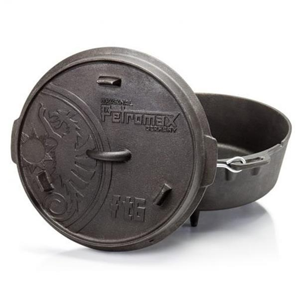 Petromax Dutch Oven FT6 (With Legs) Image 1