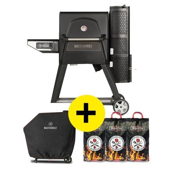 Masterbuilt Gravity Series 1050 Digital Charcoal Grill & Smoker Image 1