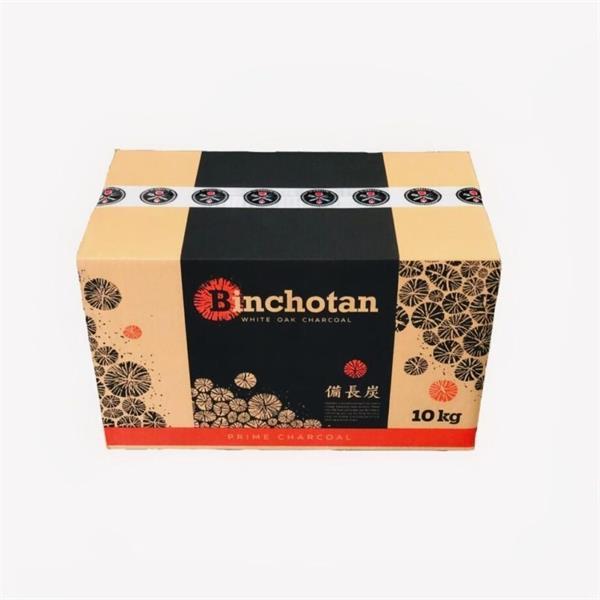 GloBaltic Binchotan Charcoal in 10kg Box Image 1