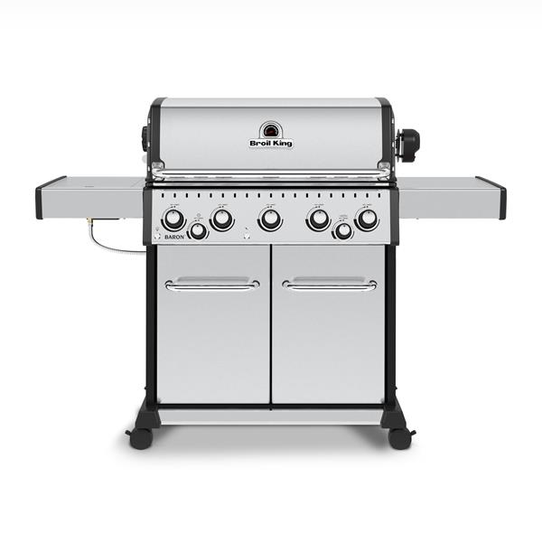 Broil King® Baron™ S590 IR Gas Barbecue Image 1