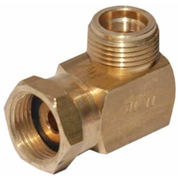 GasBoat 4106 M20 High Pressure Elbow Image 1