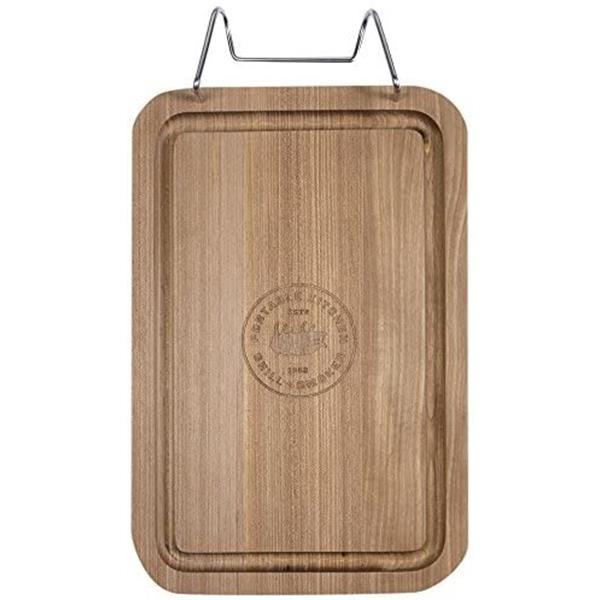 PK Grills - Teak Cutting Board Image 1