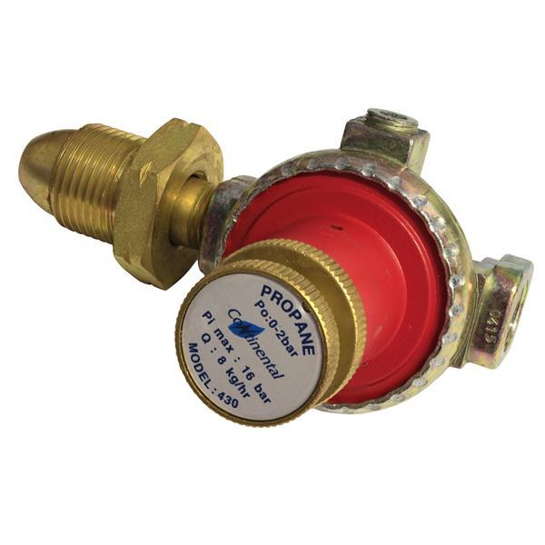 High Pressure Regulator 0-1BAR 8kg Image 1