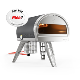 Gozney Roccbox Grey Pizza Oven thumbnail