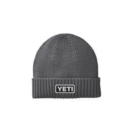 Yeti Logo beanie Hat  - Grey thumbnail