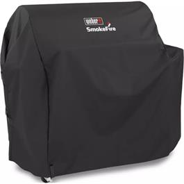 Weber Premium Barbecue Cover - Smoke Fire EX6 Thumbnail Image 1