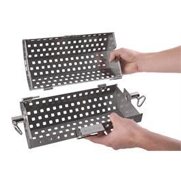 Broil King Stainless Steel Rotisserie Tumble Basket Thumbnail Image 1